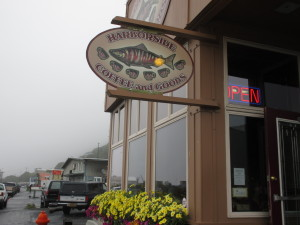 Harborside Coffee and Goods in Kodiak